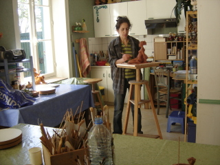 atelier de modelage et sculpture sur argile la rochelle. Black Bedroom Furniture Sets. Home Design Ideas
